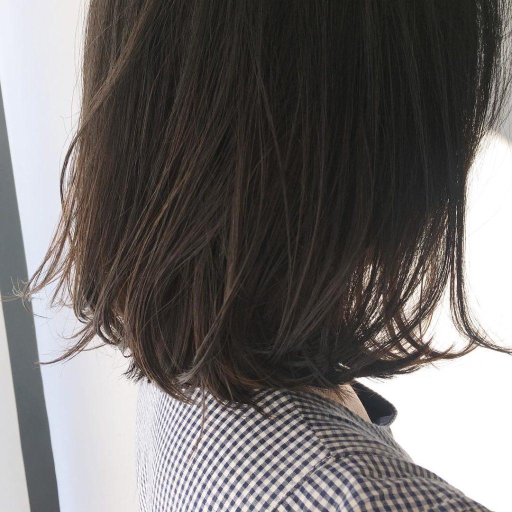 式 母 髪型 40 代 卒業